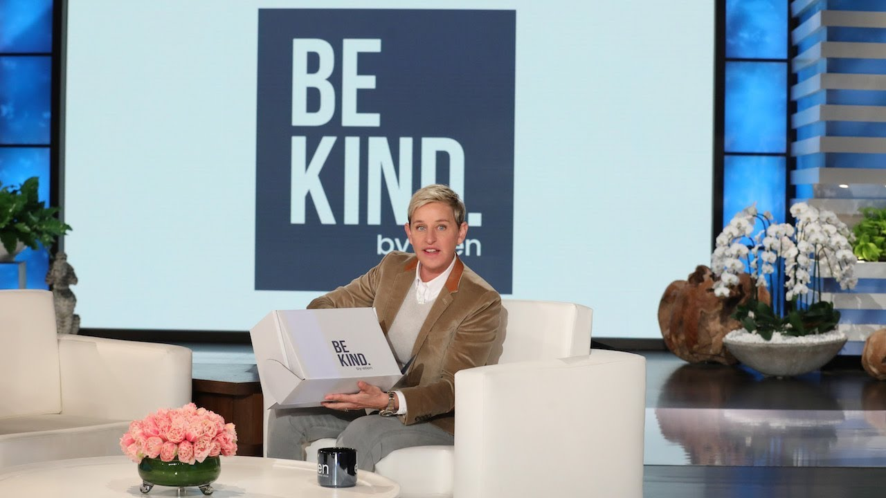 Ellen Announces Her New Be Kind by Ellen Subscription Box!