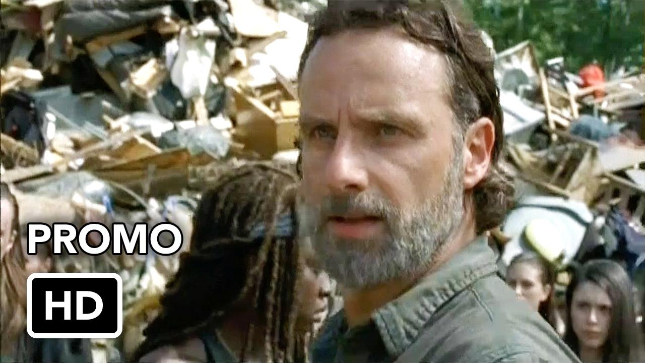 The Walking Dead Season 7 Episode 10 New Best Friends Promo Hd The Walking Dead 7x10 Youtube