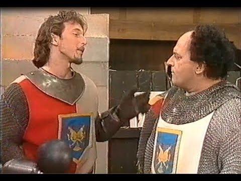 Vidéo du comédien Alexandre Martin, série médiévale: ''ENGUERRAND
