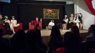Kilimli anadolu lisesi tiyatro gösterisi