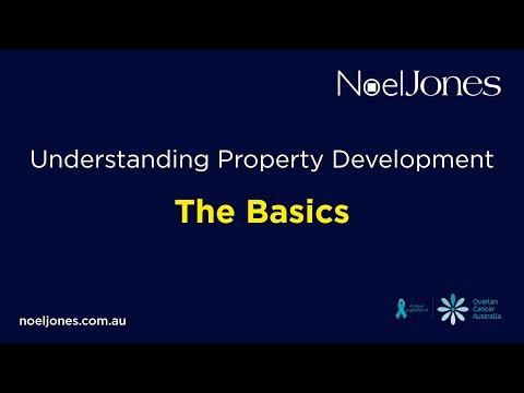 Understanding Property Development - The Basics