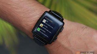 Intex Irist PRO Smart watch Review [In Marathi]