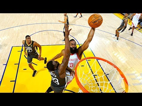 Dan Patrick on Rockets-Warriors Game 4: Golden State Was Spent | 5/23/18