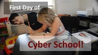 First Day of Cyber School