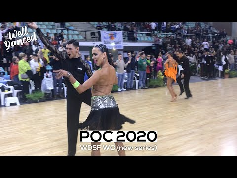 Timur Yusupov & Valeria Remina (RUS) | POC 2020 | WDSF World Open Latin | Final - Jive