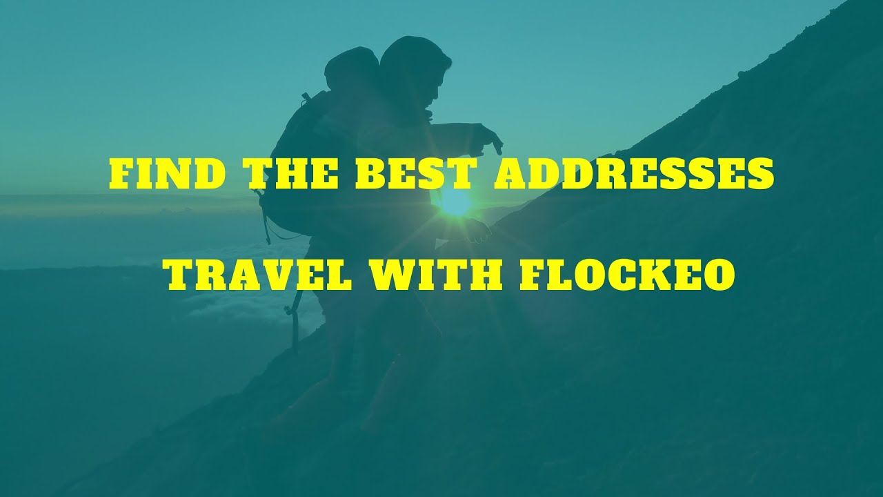 Why you should travel with Flockeo