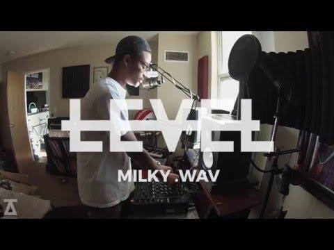 LIINELEVEL RADIO - Episode .004 - Milky.Wav DJ Set
