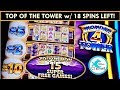 Coin Pusher  WINNING HUGE TOWER OF QUARTERS! - YouTube