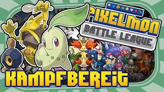 Kampfbereit - Pixelmon Battle League S2 #009 - Deutsch - Chigocraft