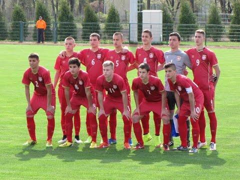 Serbia U15 [00] Friendly Match 14/04/2015