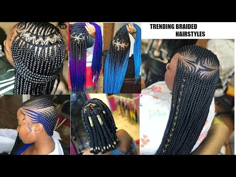 Hottest Cornrows Hairstyles