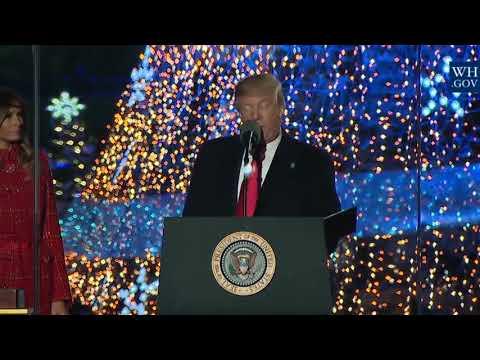 "MERRY CHRISTMAS! Trump Praises: ""Our Lord and Savior Jesus Christ"""