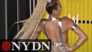 Miley Cyrus is planning a nude concert and the audience too! Click ...