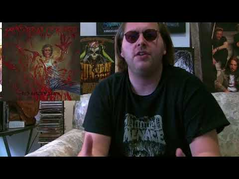 Cannibal Corpse - RED BEFORE BLACK Album Review