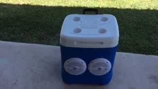 Ice Chest Stereo