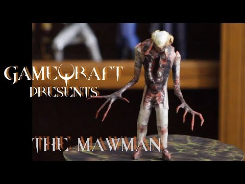 HALF LIFE ZOMBIE MODEL! GAMEQRAFT PRESENTS - MAWMAN    ~BRING GAMES TO LIFE!
