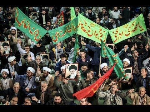 "BREAKING ""Iran's Regime Falling Apart"" Thousands Protest In Tehran"