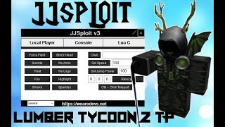 Roblox Exploit/Hack:JJSploit(Unpatched)APOC Rising,Lumber Tycoon, And More!