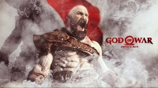 Игро-Фильм  God of War 4(God of War-Бог войны)