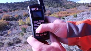SPOT Global Phone -- Satellite Phone