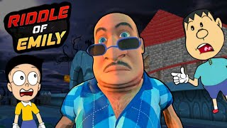DARK RIDDLE JESI GAME 😲😲😲 Riddle Of Emily Horror Escape Game - Rangeela and Deewana Gameplay