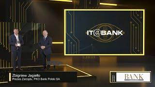 Ranking IT@BANK 2020 Miesięcznika Finansowego BANK: Zbigniew Jagiełło - Wizjoner Rynku IT