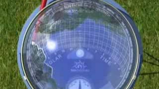 Solar Pathfinder Demonstration