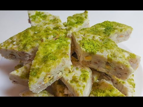 شیر پیره | Most Easy Burfi