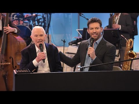 Harry Connick Jr and His Dad sing Im Just Wild About Harry