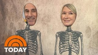 Martha Stewart&#39s DIY Spooky Halloween Decorations And Recipes  TODAY