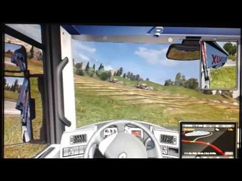 Euro truck simulator 2 lustige unfälle