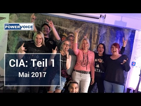Teil 1- Video-Tagebuch: Ausbildung zum Vocalcoach (CIA) 01. - 07. Mai 2017 POWERVOICE Snapchat Story