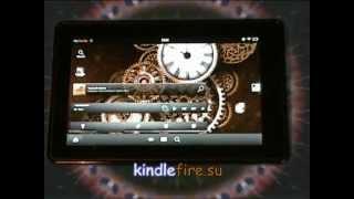 видео Разлоченный андроид планшет Kindle Fire - Apple Ipad и не снилось