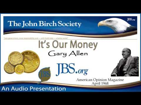 Gary Allen - It's Our Money