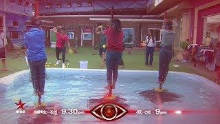 Time for the Captaincy task!!!   #BiggBossTelugu Today at 9:30 PM