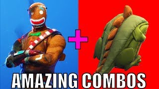 5 BEST SKIN COMBOS FOR *MERRY MARAUDER* | Fortnite Season 7