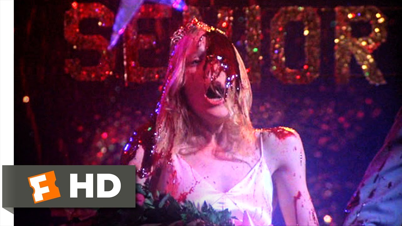 carrie 812 movie clip bucket of blood 1976 hd youtube