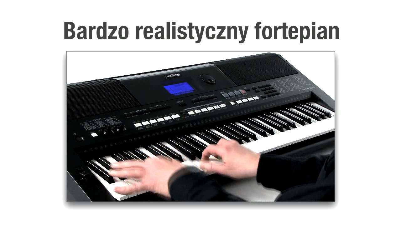 prezentacja keyboardu yamaha psr e433 youtube. Black Bedroom Furniture Sets. Home Design Ideas
