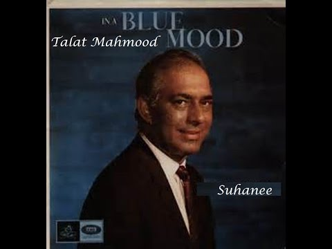 Talat Mahmood in Blue Mood