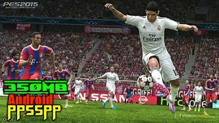 [350MB] How To Download PES 2015 psp[ppsspp] game in any Android device with proof