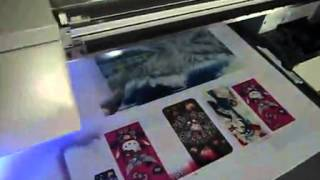 A1 Uv Flatbed Glass Printing Machine