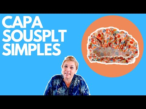 CAPA DE SOUSPLAT SIMPLES E BARATA | DIY |...