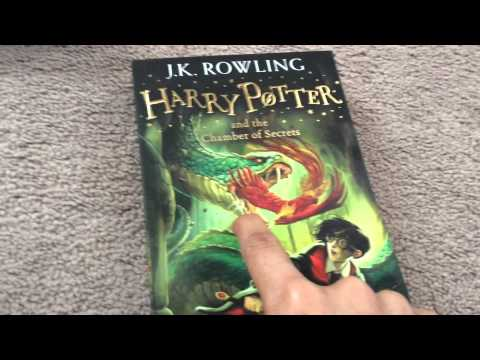 Harry Potter Book Collection (Books 1-7)