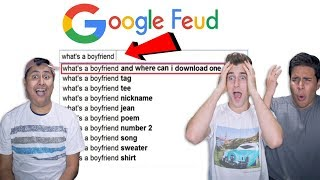 Google Feud Made Us Question Humanity!