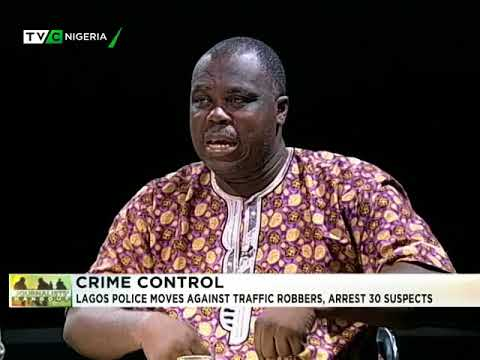 Journalists Hangout 15th November 2017 | Crime Control in Lagos
