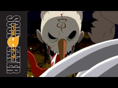 Soul Eater Clip - Jack The Ripper - Now On Cartoon Network