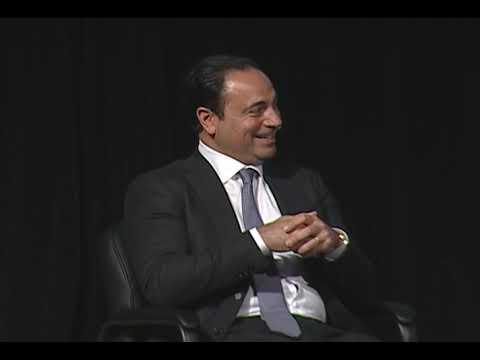 Iconic Real Estate Developer Series: Sam Mizrahi & Stuart Lazier   Land & Development 2016