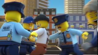LEGO® City Поліцейська Академія - Урок 1: Водіння