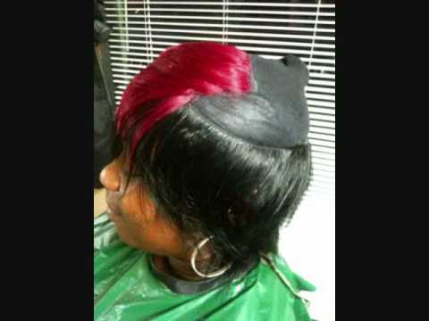 27 Piece Quickweave Remixed 28 With A Ponytail Youtube