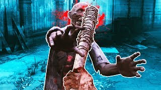 I Built This Awesome Nail Bat and Bashed Some Zombies in The Walking Dead: Saints and Sinners VR!